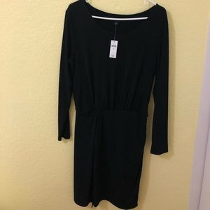 Banana Republic Black dress  size M new with tags